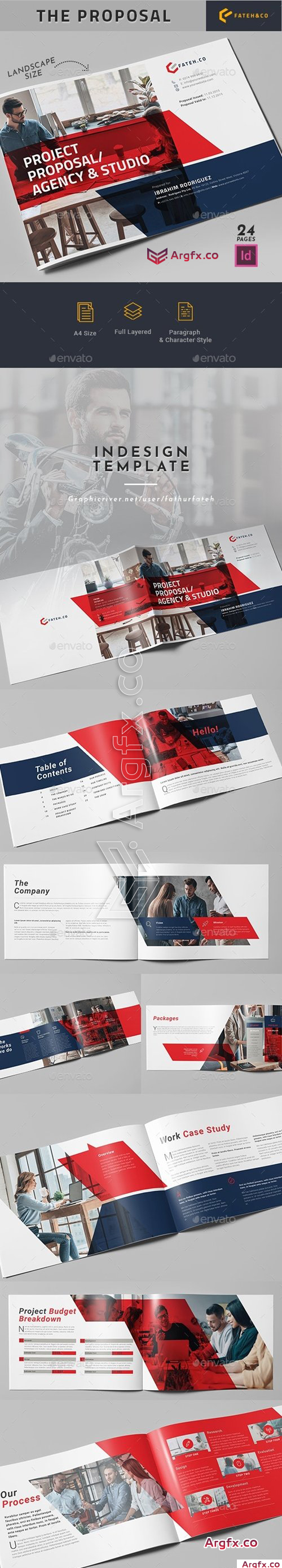 GraphicRiver - The Proposal Vol.4 Landscape 25609857
