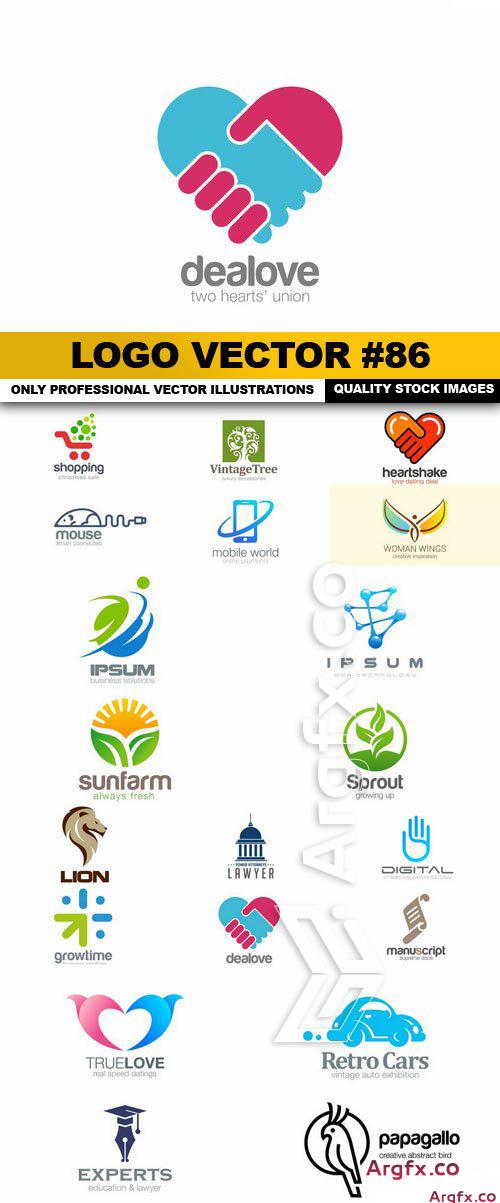 Logo Vector #86 - 20 Vector